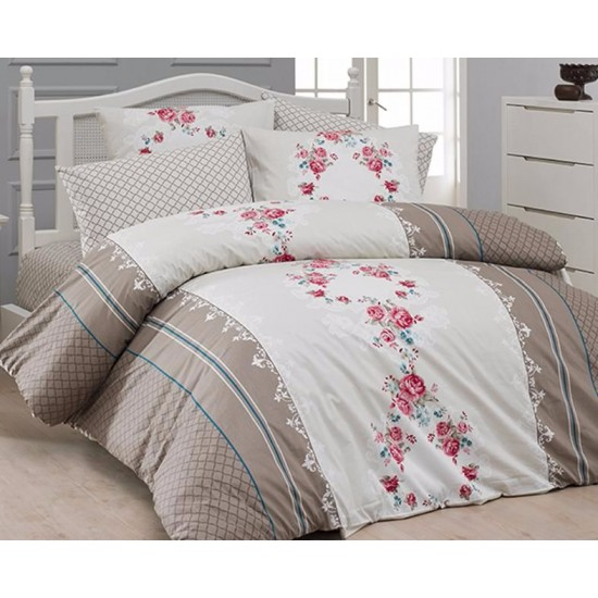 Double Size Quilt Cover Set Delfina Vizon