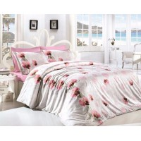 Quilt Cover Set Leora Pembe