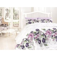 Quilt Cover Set Riella Lila