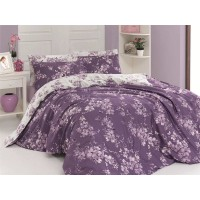 Quilt Cover Set Dilara Lila