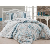 Quilt Cover Set Peggy Turkuaz