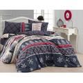 Double Size Quilt Cover Set Snowfal