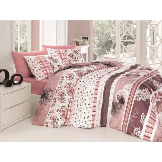 Double Size Quilt Cover Set Bennu Pudra