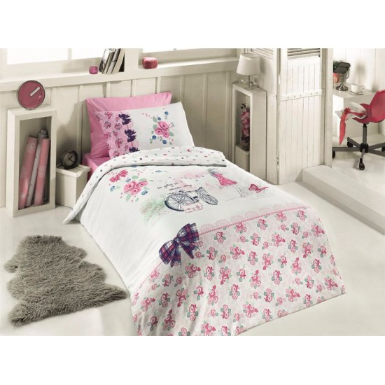 Children's Quilt Cover Set Clara