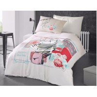 Children's Quilt Cover Set Elodie