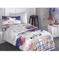 Children's Quilt Cover Set Adventure