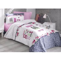 Children's Quilt Cover Set Jewels