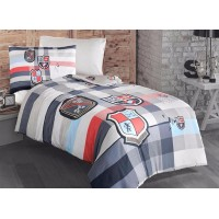 Children's Quilt Cover Set Sportive
