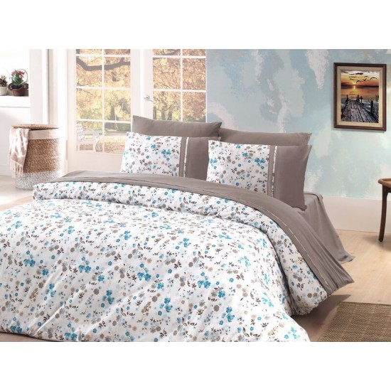 Deluxe Single Quilt Cover Set Patara Vizon