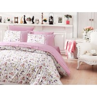 Deluxe Quilt Cover Set Patara Pudra