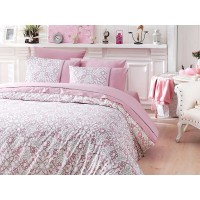Deluxe Quilt Cover Set Bearriz Pudra