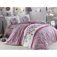 Deluxe Quilt Cover Set Nora