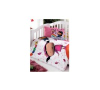 Children's Quilt Cover Set Pepee Star Girl