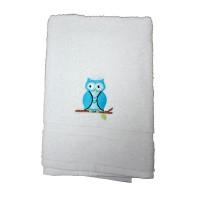 Towel 100x50 cm, Owl