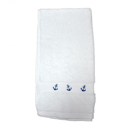 Towel 80x40 cm, Anchors