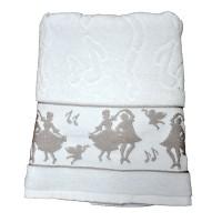 Towel 75x50 cm, Ballerina