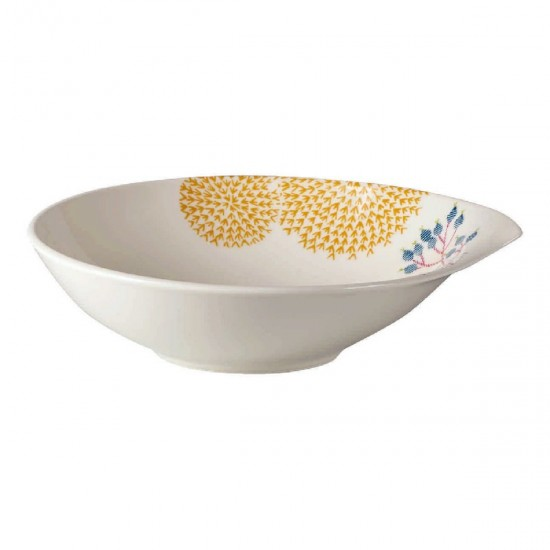 Flow Couture soup bowl / muesli bowl 21x20 cm / 0,30 L