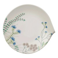 Flow Couture dinner plate 28x27 cm