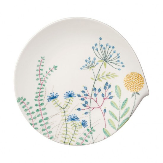 Flow Couture Gourmet plate flat 31x29 cm