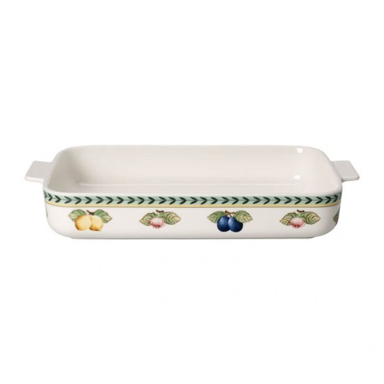 'French Garden Backform' Oven dish 34x24 cm