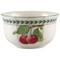 French Garden Modern Fruits bowl Cherry