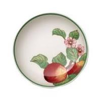 French Garden Modern Fruits flat bowl Apple
