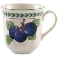 French Garden Modern Fruits jumbo mug Plum
