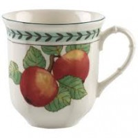 French Garden Modern Fruits jumbo mug Apple