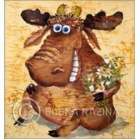 My Deer Card