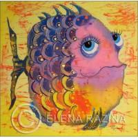 Pretty Fish Card