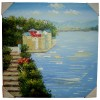 Oil Painting Sea View 60x60 cm