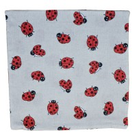 Decorative pillowcase Ladybugs 45 x 45 cm