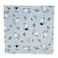 Decorative pillowcase Sheep 45 x 45 cm