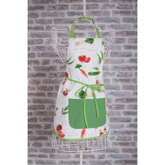 Fruits & Vegetables Kitchen Apron