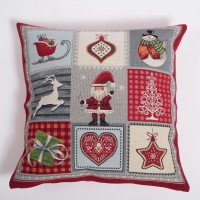 Decorative pillowcase 45x45 cm