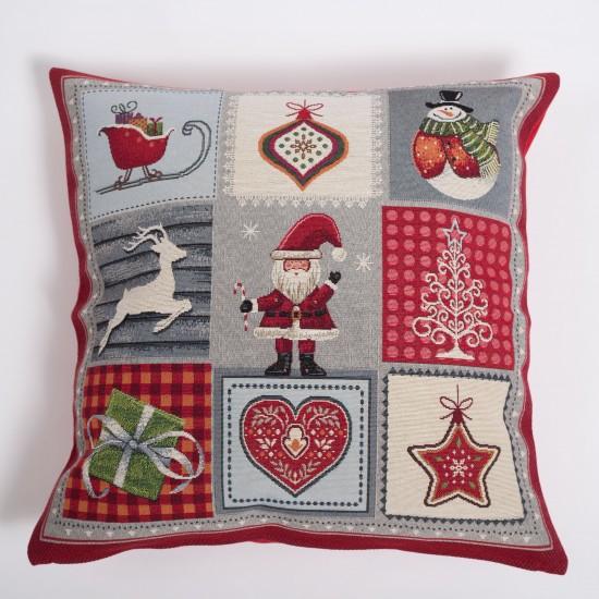 Decorative pillowcase 45x45 cm