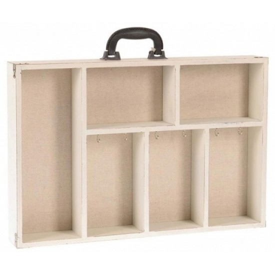 Wall shelf Suitcase