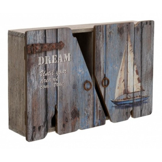 Old Boat Cabinet