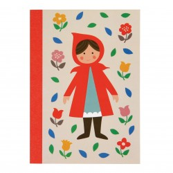 Тефтер Red Riding Hood A6