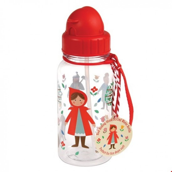 Red Riding Hood Water Bottle