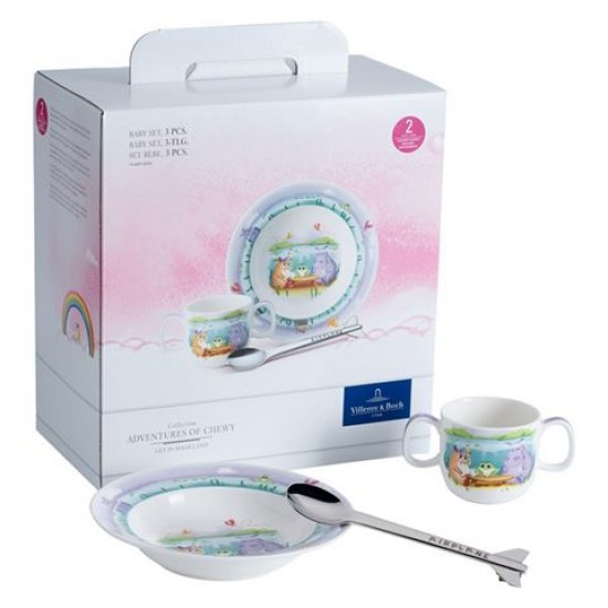 Lily In Magicland Baby Set 3 pcs