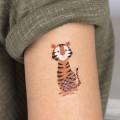 Colourful Creatures Tattoo Set