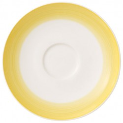 Colorful Life Lemon Pie Tea/Coffee Cup Saucer - 14cm
