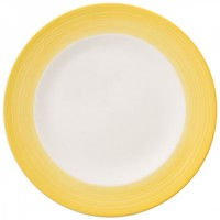 Lemon Pie' Breakfast Plate 21.5 cm