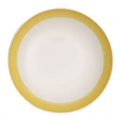 Lemon Pie Bowl flat 24 cm