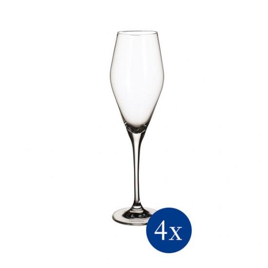 La Divina Champagne Goblet Glass