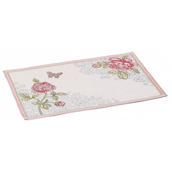 Textile Accessories Goblin Placemat Rose Cottage 35x50 cm