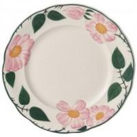 Rose Sauvage héritage Salad plate set 6 pcs