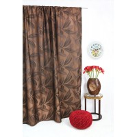 Nydia Curtain 210 x 245 cm, Brown