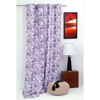 City Curtain 140x245 cm